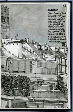 Up on the roof by freekhand, via Flickr