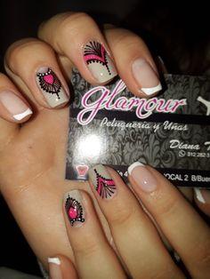 Nail Art Designs, Class Ring, Nails, Pretty Nails, Ongles, Finger Nails, Nail Designs, Nail, Nail Manicure