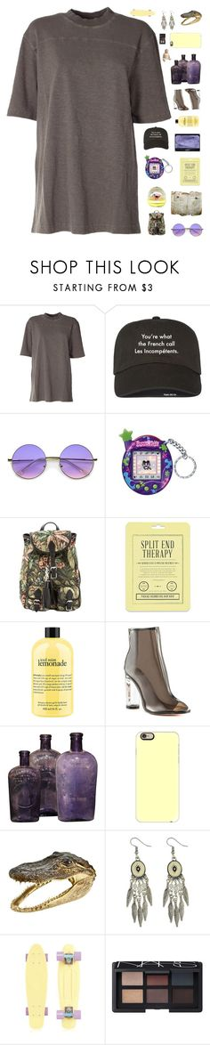 """""""♡ misophonia"""" by nervous-touch ❤ liked on Polyvore featuring adidas Originals, ZeroUV, Pieces, Yves Saint Laurent, Love 21, NARS Cosmetics, philosophy, Cape Robbin, Casetify and DK"""