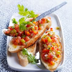 Salade méchouia, facile et pas cher