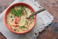 thai vegan soup