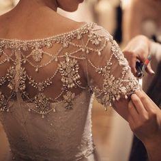 New York Bridal Fashion Week Show 2016 new collection wedding dress designer bridal gown catwalk runway - Bridal Gowns, Wedding Gowns, Bridal Fashion Week, Yes To The Dress, Custom Dresses, Designer Wedding Dresses, Fashion Details, Bridal Style, Blouse Designs