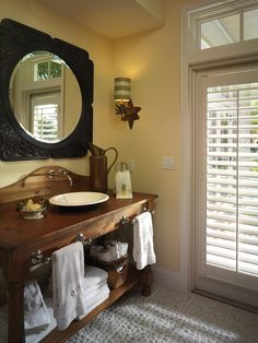 Powder Room Vanity Design, Pictures, Remodel, Decor and Ideas - page 17