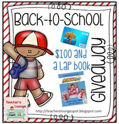 $100 Back-to-School Giveaway!