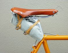 yellow bike with Brooks saddle Bicycle Brands, Urban Bike, Buy Bike, Bike Bag, Bicycle Maintenance, Cool Bike Accessories, Brompton, Bike Parts, Cycling Equipment