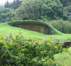 a natural choice for green roof of award winning Dartmoor idyll pinned by @dakwaarde