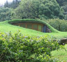 a natural choice for green roof of award winning Dartmoor idyll