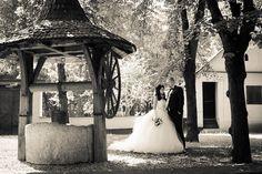 Irina & Cristian Photo Booth, Wedding Dresses, Fashion, Christians, Bride Dresses, Moda, Photo Booths, Bridal Gowns, Fashion Styles