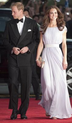 William and Kate hit Hollywood