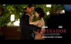 #Emperor #EMPERADOR Estreno en cines 7 de marzo en #Spain Matthew Fox and Eriko Hatsune