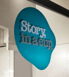 story in a cup - Graphic-ExchanGE - a selection of graphic projects