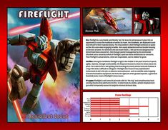 Fireflight by CitizenPayne on DeviantArt