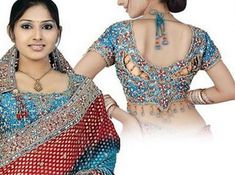 How to Make Pattern for Sari Blouse
