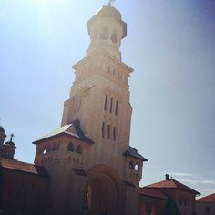 Cetatea Alba Iulia. #roundtripromania #travel