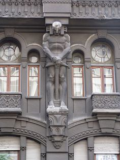 Otto Wulf Building. Buenos Aires - Designed by Morten F Rönnow it was built between 1912 and 1914.