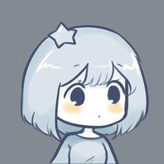 "Image about cute in anime,manga,art by ♡"" on We Heart It Kawaii Anime Girl, Cute Anime Chibi, Anime Art Girl, Arte Do Kawaii, Kawaii Art, Cute Art Styles, Cartoon Art Styles, Cute Little Drawings, Cute Drawings"