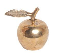 Brass Apple Bell – Society Social $25