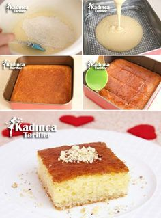 Chorizo cake fast and delicious - Clean Eating Snacks Greek Cooking, Cooking Time, Snack Recipes, Dessert Recipes, Desserts, Pistachio Cake, Most Delicious Recipe, Cake Trends, Turkish Recipes