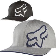 2014 Fox Racing Slab Flexfit Casual Motocross MX Apparel Cap Hats Gorras b4aeda43fef