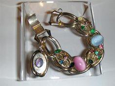 kafin necklace | kafin jewelry vintage kafin links bracelets york chunky vintage ...