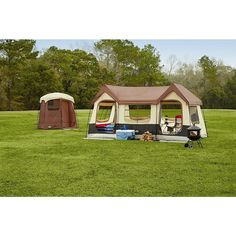 Tahoe Gear Gateway 12 Person Deluxe Cabin Family Tent Price $219.99 | C&ing | Pinterest | Tents and C&ing  sc 1 st  Pinterest & Tahoe Gear Gateway 12 Person Deluxe Cabin Family Tent Price ...