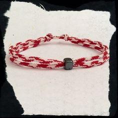 Αντρικός μάρτης Friendship Bracelets, Crochet, Diy, Jewelry, Fashion, Crocheting, Do It Yourself, Jewellery Making, Jewlery