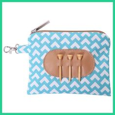 Golf Tips For Beginners New colors have arrived for our monogrammed golf tee bag. Personalized this accessory for the golfer in your life. Golf Humor, Girls Golf, Ladies Golf, Tee Bag, Golf Trolley, Best Golf Clubs, Golfer, Golf Club Sets, Golf Putting