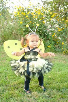 little bumblebee costume