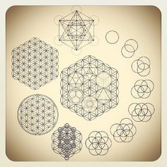 #365grateful day 157 - grateful for knowledge and inspiration. #sacredgeometry