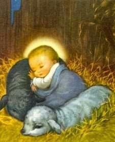 Jesus Pictures Jesus Christ Cradling A Lamb Jesus Is