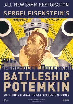 Sergei Eisenstein  Battleship Potemkin