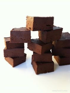 Nutella Freezer Fudge (Vegan