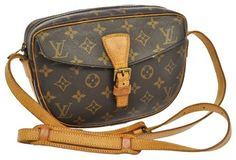 Louis Vuitton Jeune Fille Shoulder Bag. Get one of the hottest styles of the season! The Louis Vuitton Jeune Fille Shoulder Bag is a top 10 member favorite on Tradesy. Save on yours before they're sold out!