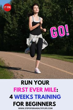 All you wanted was to give running another try and start running.How long do I still have to train for?This 4 weeks training plan for will perfect for beginners.Many running newbies find themselves in a similar position.You will be able to control your fatigue & improve your fitness.TRY THESE GREAT TIPS & START!👍Weight loss,how to start running,beginners,running for beginners,run faster & further,motivation to run,motivation,running tips,fitness motivation running for beginners.