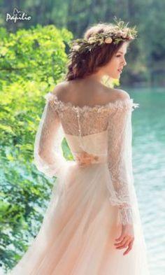 Papilio Wedding Dress Inspiration