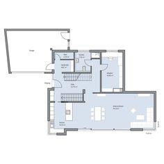 Haus Rademacher – Erdgeschoss