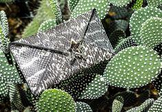 Bosco Star Ayers Roccia / bag pochette stars /