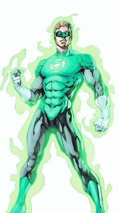 Futures End Hal Jordan