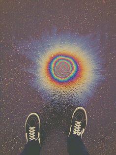 Tumblr. #grunge #indie #rainbow #aesthetic #colorful #tagforlikes #colors #FF