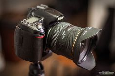 How to Use the Bulb Setting on the Nikon D70: 9 Steps