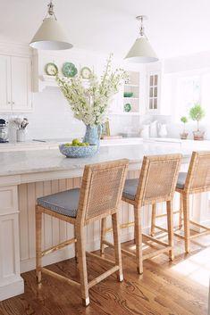Our Kitchen & Breakfast Nook - Samantha Varvel