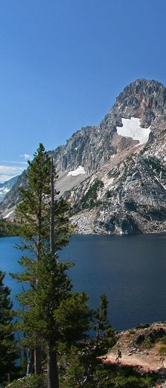Sawtooth Lake, Idaho // Idyllic Idaho - Kerry Angelos | kerryrangelos.com