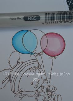 Copic Marker Benelux: Transparent colors ....