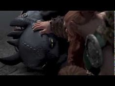 HTTYD: Second Time Toothless Saves Hiccup (Most of Him) - YouTube