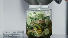 How to pickle cucumbers!