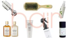 The Green Product Junkie's Hair:  Straight Up!  Rahua, Widu, John Masters, Crystal Quest &  Acure Organics
