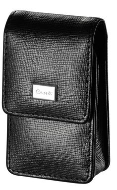Visol Caseti Etch Black Leather Weave Pattern Lighter Case *** Details can be found by clicking on the image.