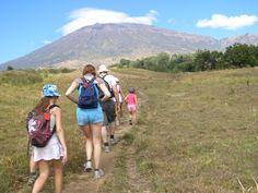 Rinjani Trekking Package for Family