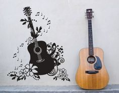 music world wall decals