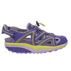 MBT Women's Leasha Trail Sandal Ultra Violet : $124.50 Ultra Violet, Trail, Sandals, Sneakers, Shoes, Collection, Fashion, Tennis, Moda